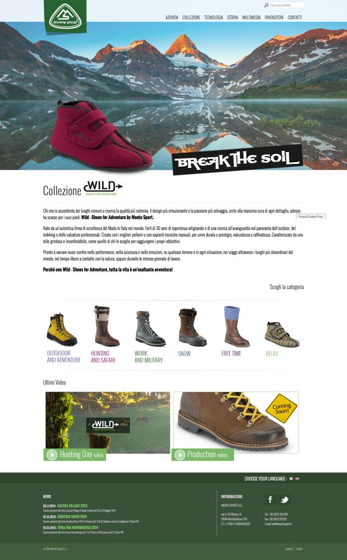 Monte Sport Web